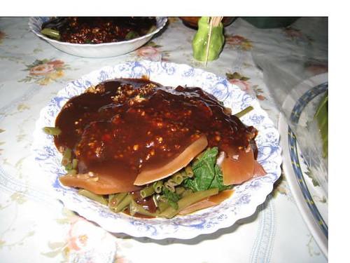 Sotong kangkong