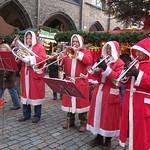 Weihnachtsmannband