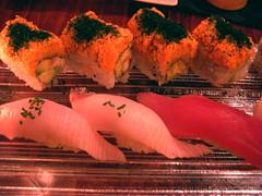 Ocean Roll & Sashimi - Amber