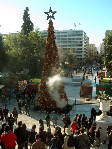 57 Protest in Athens