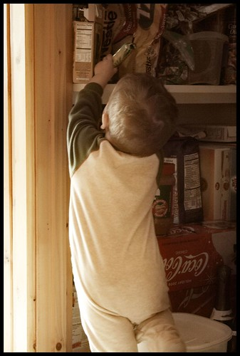 In the Pantry