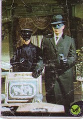 The Green Hornet Trading Card
