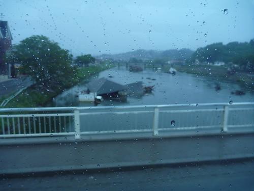 気仙沼の様子 Kessennuma, Damaged by the Huge Tsunami of Japan Quake