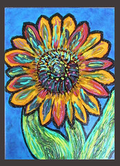 Sunflower by Teri