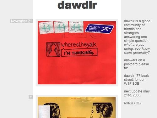 dawdler