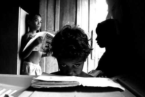 Para conselheiros falta de estudo produz diversos prejuizos à criança