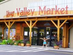 River Valley Market Co-Op - (c) Sienna Wildfield