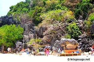 Debatoc Island, Coron, Palawan