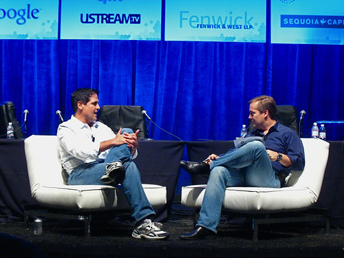TC50 Jason interviews Mark Cuban