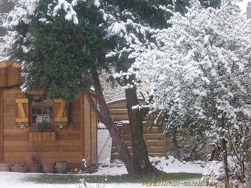 Mentre fuori nevica