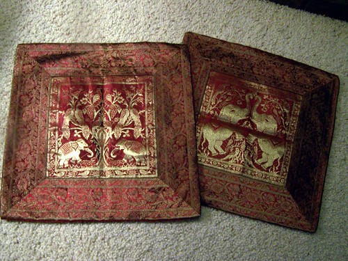 Indian pillow covers
