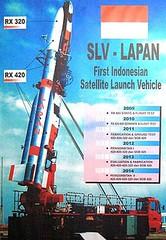 Rencana Strategis Roket LAPAN