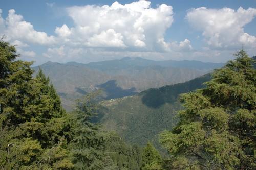 Gun Hill, Mussoorie, Uttarakhand, India