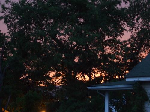 Sunset 6-9-08