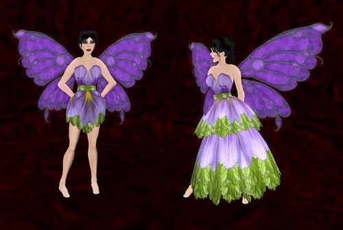 Avilion Mist - Midsummer Night - Purple Orchid2