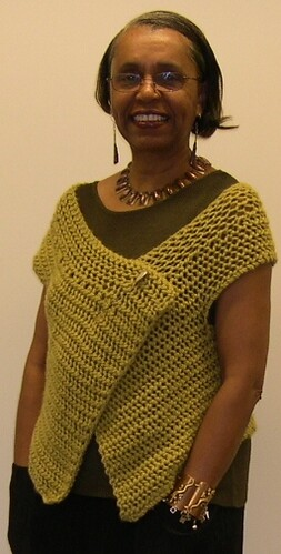 Lu Top III, original design by Adrienne Thomas