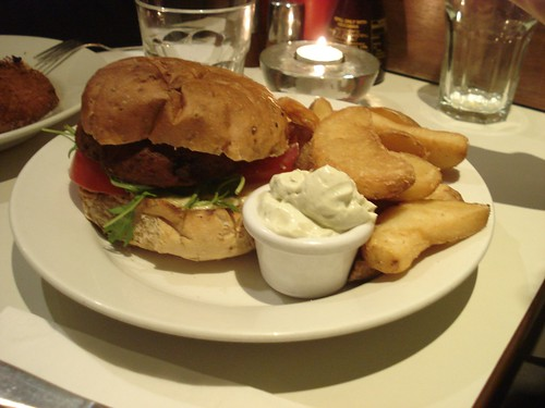 Mildred's burger2 by you.