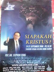 Stephen Tong - Siapakah Yesus?