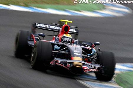 test f1 jerez buemi by you.