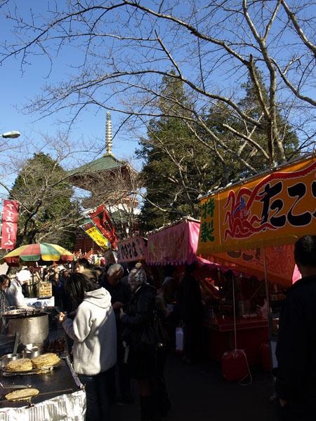 成田山新勝寺 初詣 15