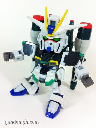 Gundam DformationS Blast Impulse Figure Review (16)