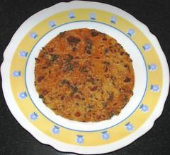 methi roti 1 (मेथी रोटी)