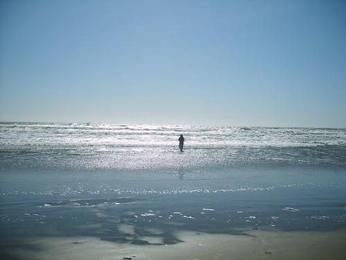 Der Pazifik!
