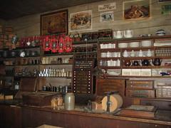 Inside Harkin Store