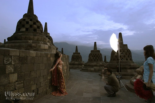 Borobodur, Central Java