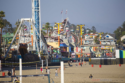 beach, boardwalk