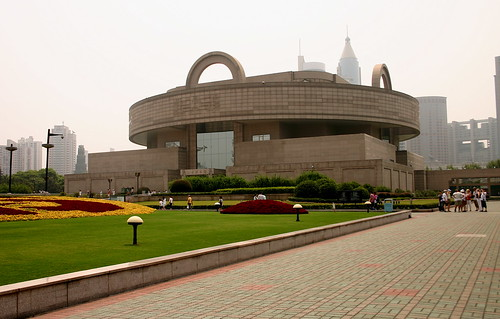 The Shanghai Museum contains spectacular collections of art and artificacts from Chinas long history