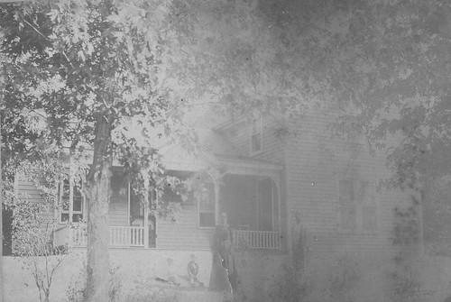 Joseph Main Family Farmhouse