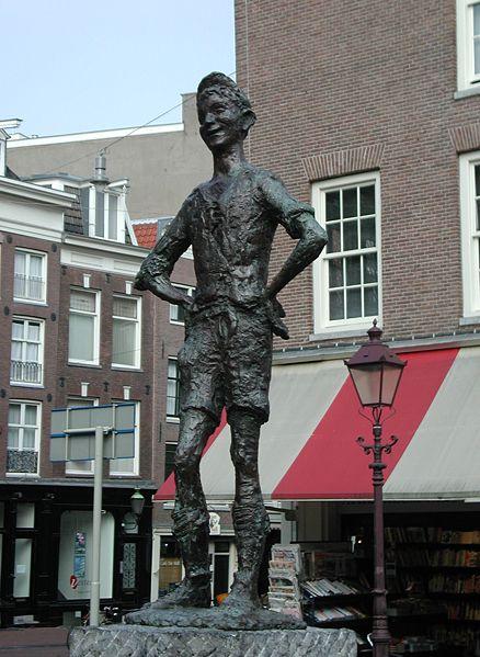 Lieverdje_Amsterdam