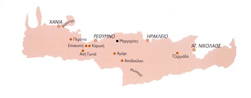 Map - Margarites