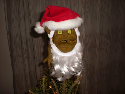Our Tree Topper
