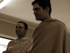 Old fashioned Brahmanas plotting against Haridas Thakur