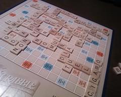 Spanish Scrabble