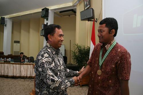 Penghargaan Penggiat Blog ApaKabar PSBG