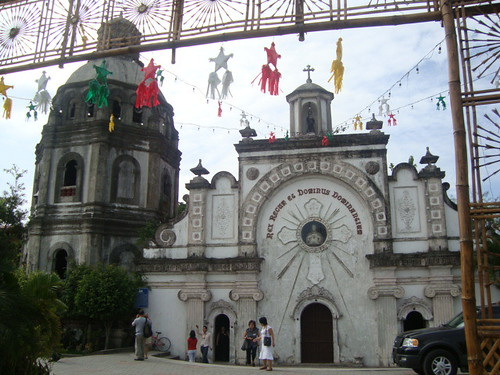 bacolor church