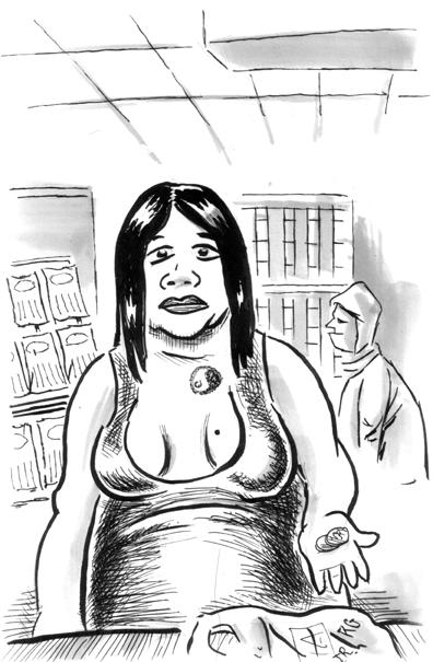 countergirl
