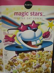 magic stars cereal