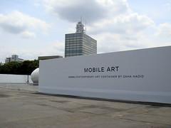 chanel mobile art Zaha Hadid
