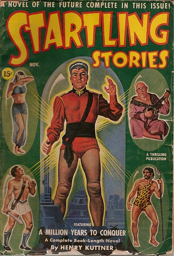Startling Stories, November 1940