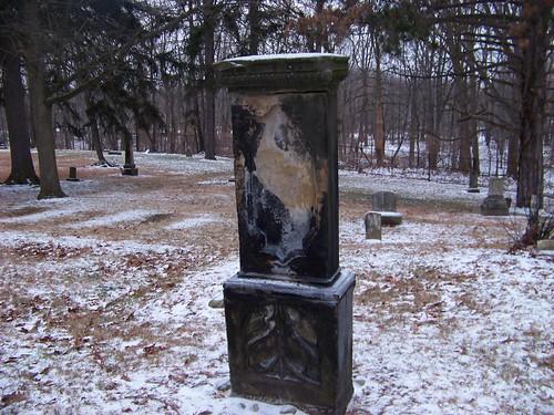 Damaged Monument