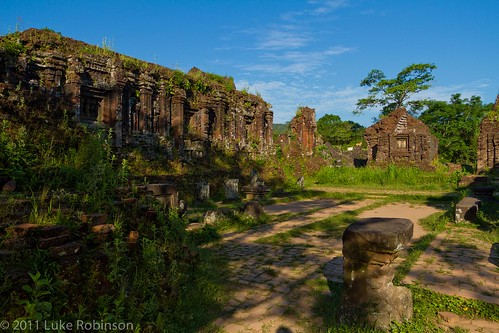 Cham Temples of My Son, near Hoi An