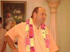 His Holiness Jayapataka Swami Maharaj