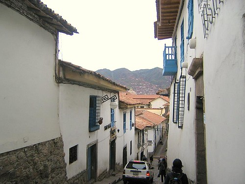 San Blas, Cusco (by morrissey)