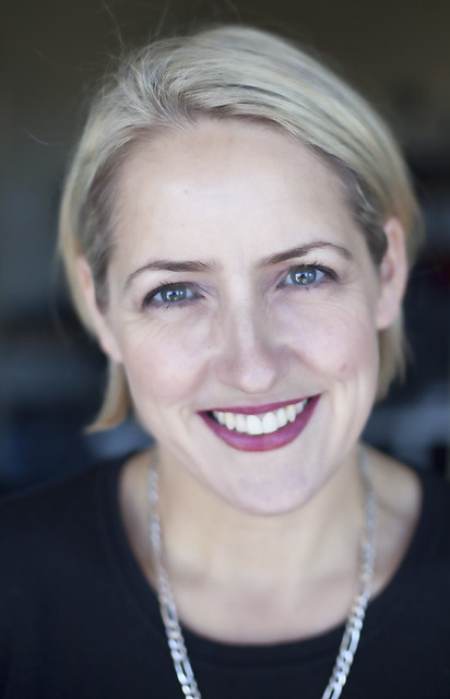 Laurel Papworth headshot for conference brochure