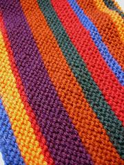 Knittah's Botswana Blanket