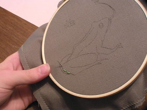 Third Stitch